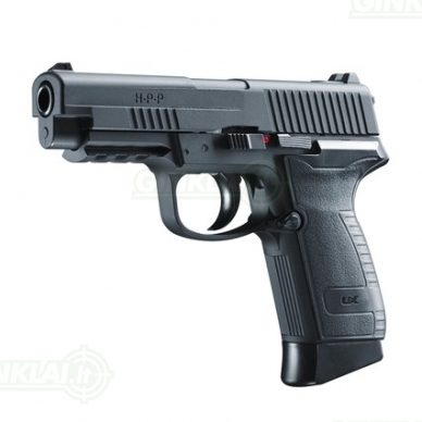 Pneumatinis pistoletas UX HPP 4,5 mm BBS