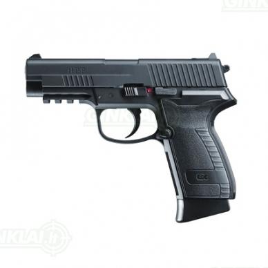 Pneumatinis pistoletas UX HPP 4,5 mm BBS 2