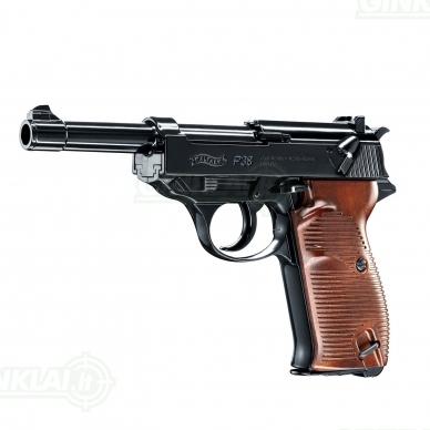 Pneumatinis pistoletas Walther P38 4,5 mm 2