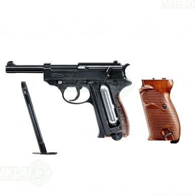 Pneumatinis pistoletas Walther P38 4,5 mm 3