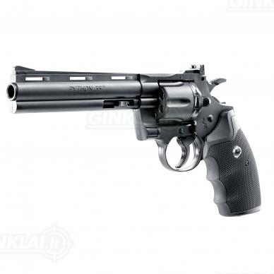 """Pneumatinis revolveris Colt Phyton 6"""" 4,5mm Pellet/BBs 2"""