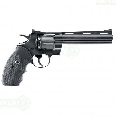 """Pneumatinis revolveris Colt Phyton 6"""" 4,5mm Pellet/BBs 3"""