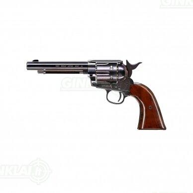 Pneumatinis revolveris Colt SAA 45  Blued 4,5mm Pellet