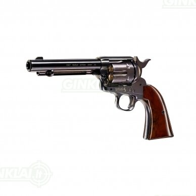 Pneumatinis revolveris Colt SAA 45  Blued 4,5mm Pellet 2