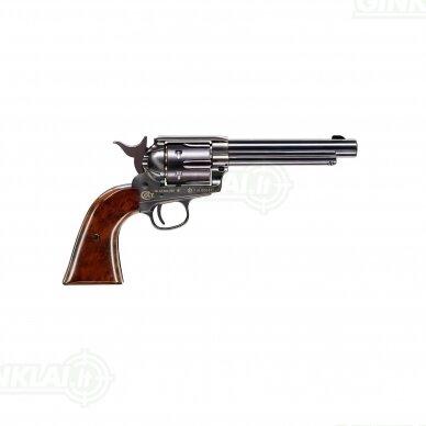 Pneumatinis revolveris Colt SAA 45  Blued 4,5mm Pellet 3