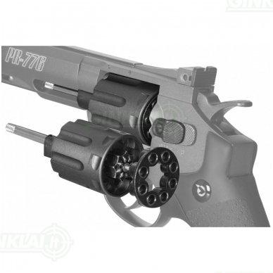 Pneumatinis revolveris Gamo PR-776, kal. 4,5 3