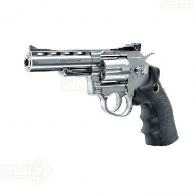 Pneumatinis revolveris Legends S40 4,5 mm Pellet 4 coliai 2