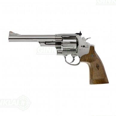 "Pneumatinis revolveris Smith & Wesson M29 4,5 mm BBS 6,5"""