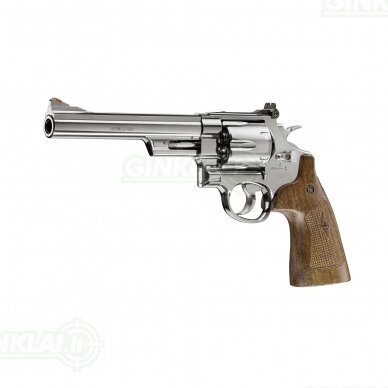 "Pneumatinis revolveris Smith & Wesson M29 4,5 mm BBS 6,5"" 2"