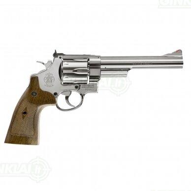 "Pneumatinis revolveris Smith & Wesson M29 4,5 mm BBS 6,5"" 3"