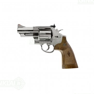 "Pneumatinis revolveris Smith & Wesson M29 4,5 mm BBS 3"""