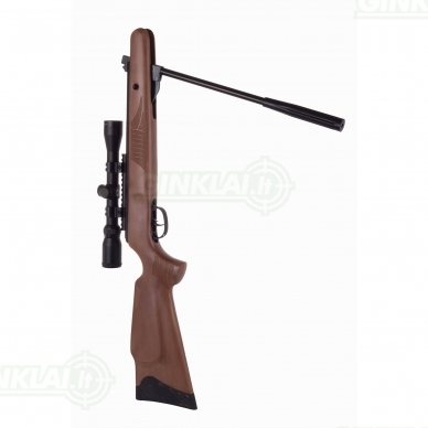 Pneumatinis šautuvas Crosman Venom 4,5 mm wood 4