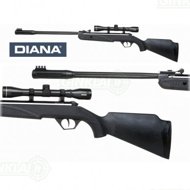 Pneumatinis šautuvas Diana Twenty One FBB 4,5 mm