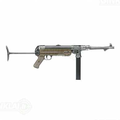 Pneumatinis šautuvas Legends MP German Legacy Edition 4,5 mm BBS Semi Auto 3