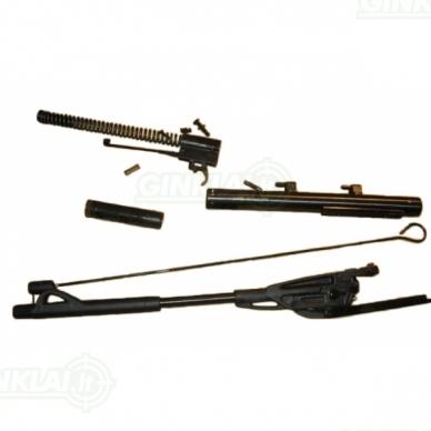Pneumatinis šautuvas Baikal MP-512-22 4,5 mm su plastikine buože 11