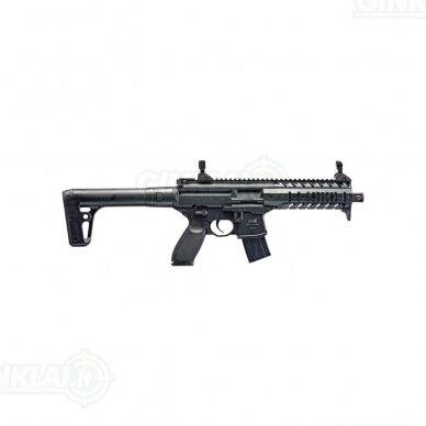 Pneumatinis šautuvas Sig MPX Black 4,5 mm Pellet