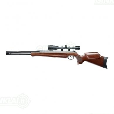 Pneumatinis šautuvas Walther LGU Master Pro 4,5 mm 23J 2