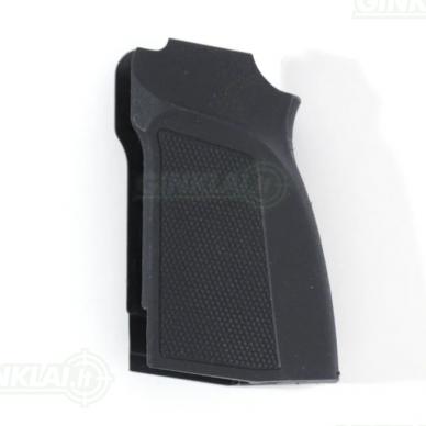 Rankena MP 654 Makarov pneumatiniam pistoletui juodos spalvos