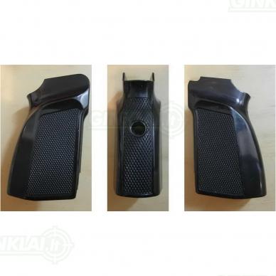 Rankena MP 654 Makarov pneumatiniam pistoletui juodos spalvos 3