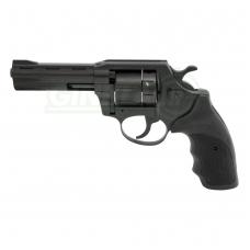 Revolveris Alfa 640 kal. 6mm Flobert, vamzdis 4,6 cm, gumine rankena