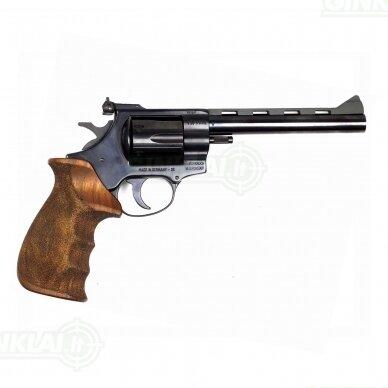 """Revolveris Arminius HW38 T, 6"""" .38 Special 6 šūvių 2"""