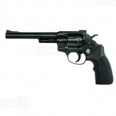 """Revolveris Arminius HW7, 6"""" .32 S&W Long 7 šūvių"""