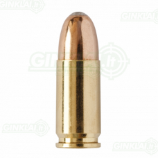 SA 9mm Luger 9x19 Subsonic 147gr 250 vnt.