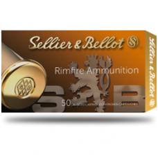 Sellier&Bellot 22LR SUBSONIC 2,56 g, 50 vnt.