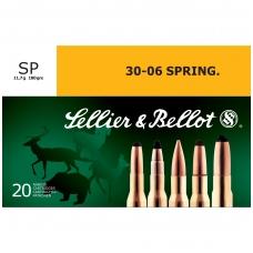 Sellier&Bellot .30-06 SPRING. SP 11,7 g