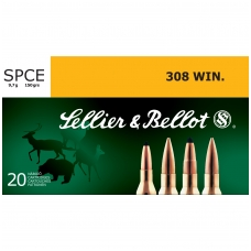 Sellier&Bellot .308 WIN. SPCE 9,7 g
