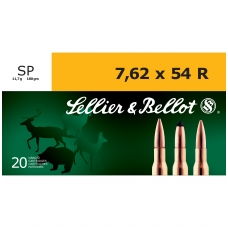 Sellier&Bellot 7,62x54R SP 11,7 g