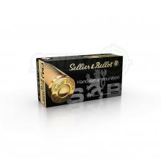 Sellier&Bellot 9 mm Luger 9x19 7,50 g, 50 vnt.