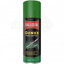 Tepalas Ballistol Gunex 200 ml purškiamas