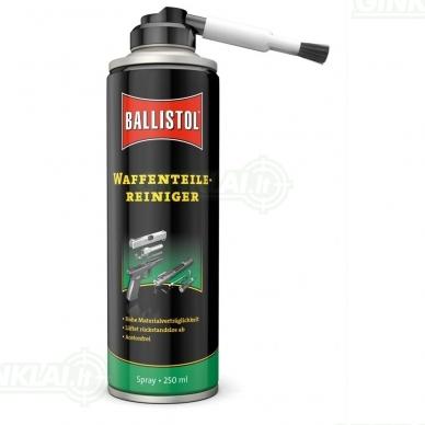 Tepalas Ballistol 250ml metalinių dalių valiklis Waffenteile Reiniger