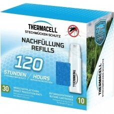 Thermacell užpildymo paketas R-10, 120 val.
