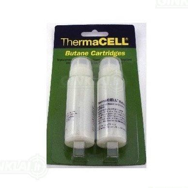 Thermacell butano dujų balionėlis C-2, 2 vnt. 3