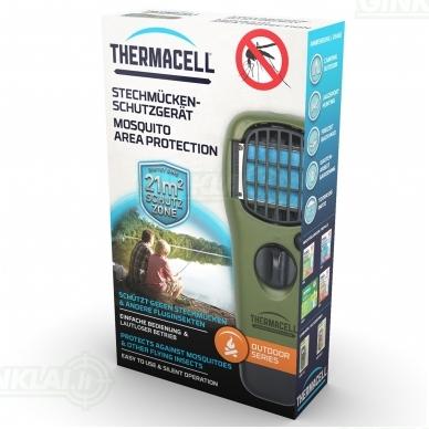 Thermacell MR-GJ uodus atbaidantis įrenginys 2