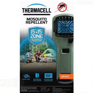Thermacell MR300 W uodus atbaidantis įrenginys 3