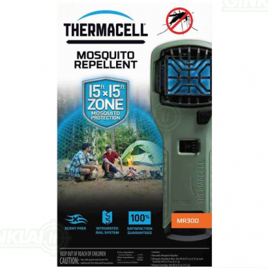 Thermacell MR300G uodus atbaidantis įrenginys 3