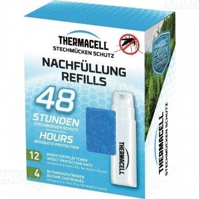 Thermacell užpildymo paketas R-4, 48 val.