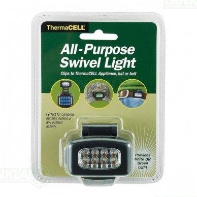 Thermacell žibintuvėlis Swivel Light 2