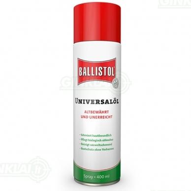 Universalus tepalas Ballistol 400ml purškiamas