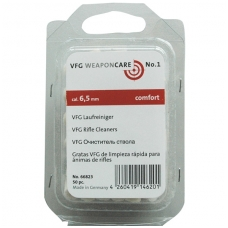 Valymo veilokėliai VFG 6,5 mm dėžutė 50 vnt