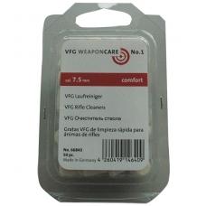 Valymo veilokėliai VFG 7,5 mm dėžutė 50 vnt