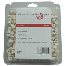 Valymo veilokėliai VFG 9,3 mm dėžutė 500 vnt