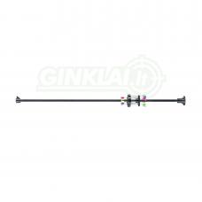 Vamzdelis strėlytėms šaudyti NXG Blow Gun 76 cm