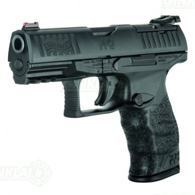 Walther PPQ Q4 AM 9x19