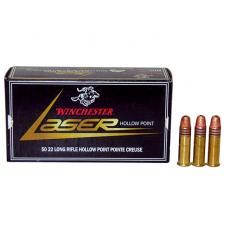Winchester 22LR Laser HP 2,43 g, 50vnt.