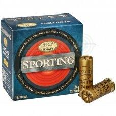 Zala Arms 12 kal. 2,40 mm Sporting 24g. 25 vnt.