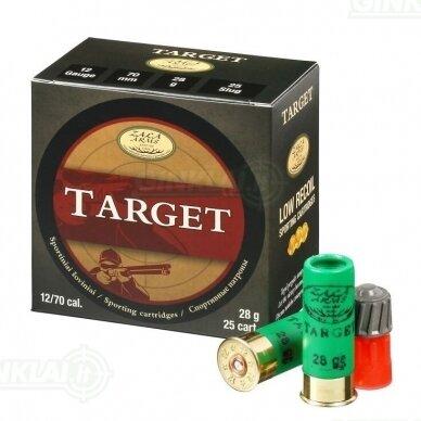 Zala Arms 12 kal. kulka Target 25 vnt.